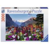 Puzzle Muntele inflorat, 3000 piese, Ravensburger