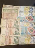 LOT diverse bancnote