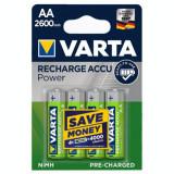 Acumulatori Varta AA 2600 mAh ready to use 4 Bucati / Set