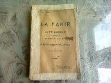 LA FAKIR SI ALTE NUVELE - HORIA CARP