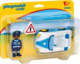 1.2.3 Masina de politie, Playmobil