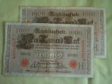 1000 Mark / Marci 1910 GERMANIA / 3