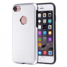 Husa Apple iPhone 6 Plus/6S Plus Motomo V2 Argintiu foto