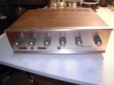 Amplificator vintage stereo de colectie MIDLAND 18-350A, stare BUNA functionare, 0-40W