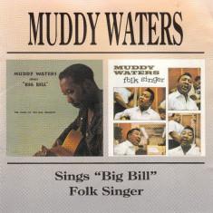 Muddy Waters Sings Big Bill Folk Singer (cd)