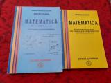 MATEMATICA MANUAL PENTRU CLASA A X A/PROBLEME REZOLVATE 2 VOL M1 MIRCEA GANGA
