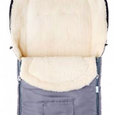 Sac de iarna Sensillo lana Grey