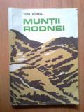 d1 Muntii Rodnei - Studiu morfologic - Ion Sircu (cu harta jud. Maramures)