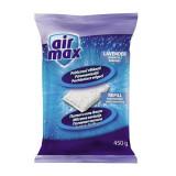 Cumpara ieftin Rezerva Absorbant Umiditate Bison Air Max, 450 g, Lavanda, Rezerve pentru Absorbante de Umiditate Bison Air Max, Absorbant Umiditate cu Parfum de Leva