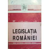 Legislatia Romaniei, 1 aprilie-30 iunie 1997, vol. 2/A (Monitorul Oficial)