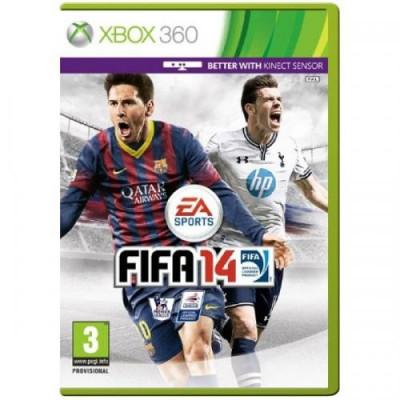 FIFA 14 XB360 foto