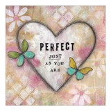Felicitare - Perfect Just As You Are | Soul UK
