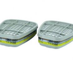 Set de 2 filtre combinate ABEk1 3M™ 6059 , filtre pentru masca 3M 6200 6300