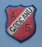Ecuson sport per. regalista - A S Godeanu - Insigna