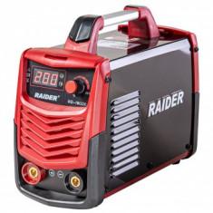 Invertor sudura Raider RD-IW220, curent 20-200A, LCD