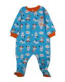 Salopeta / Pijama bebe cu desene Z63