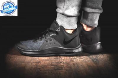 """Adidasi Nike AIR Versitile 3 """"Black core""""  ORIGINALI 100% nr  42;42.5 foto"""