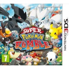 Super Pokemon Rumble N3DS