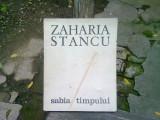 SABIA TIMPULUI - ZAHARIA STANCU