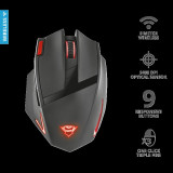 Mouse fara fir trust gxt 130 ranoo wireless gaming mouse