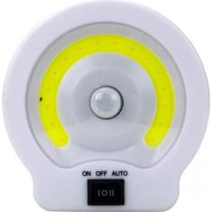 Lampa LED cu senzor de miscare 80lm AL-040320-6