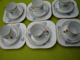Portelan suedez Hackefors, deosebit servici de cafea si desert