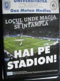 Program de meci Universitatea Craiova-Gaz Metan Medias (1 martie 2020)