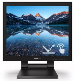 Cumpara ieftin Monitor TN LED Philips 17inch 172B9TL/00, 1280 x 1024, VGA, DVI, HDMI, DisplayPort, Touchscreen, Boxe, 1 ms (Negru)