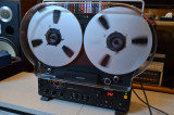 ASC AS 6004 -4track 38/cm.s  TOP R2R-ca nou .reVox braun philips-magnetofon