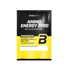 Supliment Alimentar Amino Energy Zero cu Electroliti 14gr Bio Tech USA Cod: BTNAEZE1