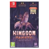 Kingdom Majestic Limited Edition Nintendo Switch