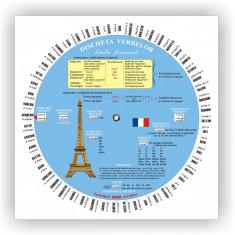 Discheta verbelor - Limba franceza | Camelia Stan, Dragos Stan