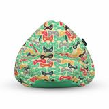 Cumpara ieftin Fotoliu Units Puf (Bean Bag) tip para, impermeabil, cu maner, 80 x 90 x 68 cm, controllers