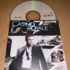 Film DVD - Casino royale, Romana