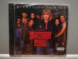 Dangerous Minds - Original Soundtrack (1995/MCA/USA) - CD ORIGINAL/Sigilat