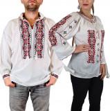 Cumpara ieftin Set Traditional Cuplu 109 Camasi traditionale cu broderie