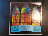 J.S. Bach – Brandenburg Concertos Nos. 3 and 6. Moscow Chamber Orchestra, VINIL, Melodia