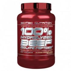 100% Hydrolyzed Beef Isolate Peptides, 900 g,ciocolata si migdale