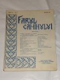 REVISTA FARUL CAMINULUI Anul IV - Nr.8, MARTIE 1937