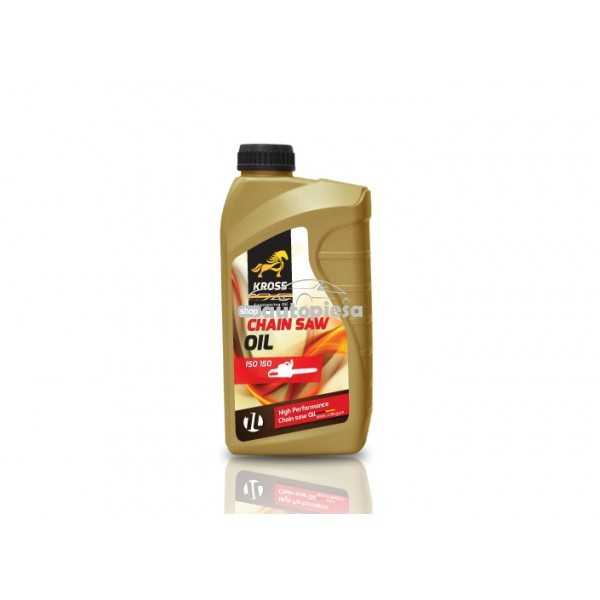 Ulei drujba KROSS Chainsaw Oil 1L 25696