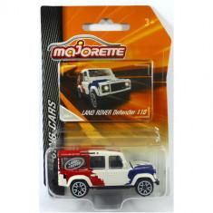 Masinuta de Curse Land Rover Defender 110, Scara 1:64