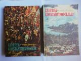 CADEREA CONSTANTINOPOLELUI ( 2 volume ) - VINTILA CORBUL ( istorie )
