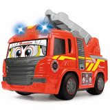 Cumpara ieftin Masina de pompieri Dickie Toys Happy Scania Fire Truck