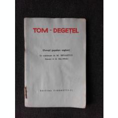 TOM DEGETEL, BASME POPULARE ENGLEZE