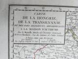 Harta Transilvania 1790