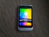 Cumpara ieftin Smartphone HTC Wildfire S White Liber retea Livrare gratuita!, Argintiu, Neblocat