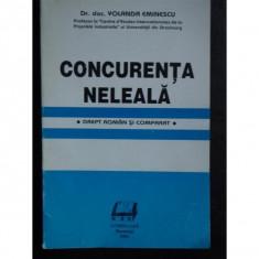 Concurenta Neleala - Yolanda Eminescu