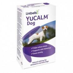 Suplimente Nutritive Pentru Caini Lintbells Yucalm, 30 Tablete