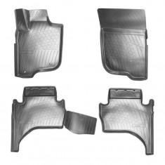 Set Covorase Cauciuc stil TAVITA Mitsubishi L200 2015-> AL-021119-16