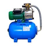 Hidrofor Wtx, 900 W, 3100 l/h, 6 bar, maxim 45 m, vas expansiune 24 l, electropompa inox, General